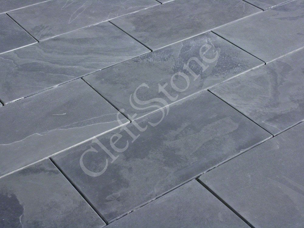 Shapes Patterns The CleftStone Works - 6x12 slate tile